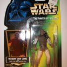 STAR WARS 1996 WEEQUAY SKIFF GUARD Action Figure