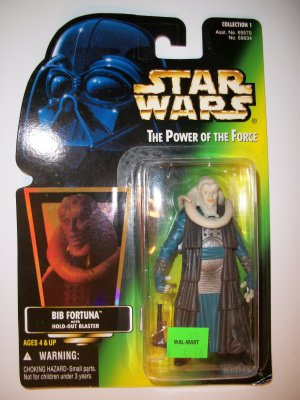 STAR WARS 1996 BIB FORTUNA Action Figure
