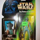 STAR WARS 1996 GREEDO Action Figure