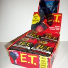 E.T. 1982 Trading Card Pack