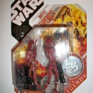 STAR WARS 30th ANN'Y BATTLE DROIDS (red) Action Figure
