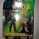 STAR WARS 1998 BARQUIN D'AN & DROOPY McCOOL Action Figures