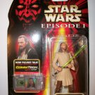 STAR WARS 1998 Ep. 1 QUI-GON (JEDI DUEL) Action Figure