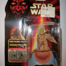 STAR WARS 1998 Ep. 1 YODA Action Figure