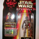 STAR WARS 1998 Ep. 1 C-3PO Action Figure