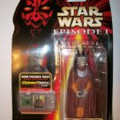 STAR WARS 1999 Ep.1 NUTE GUNRAY Action Figure