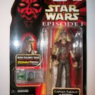STAR WARS 1998 Ep. 1 CAPTAIN TARPALS Action Figure