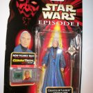 STAR WARS 1998 Ep. 1 CHANCELLOR VALORUM Action Figure