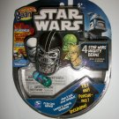STAR WARS MIGHTY BEANZ (CLONE WARS) 4-pack
