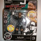 WWE BUILD N BRAWL MVP Action Figure