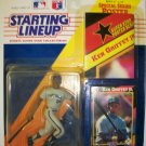 STARTING LINEUP 1992 EDITION KEN GRIFFEY JR. (gray uni)