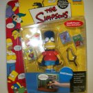 SIMPSONS INTERACTIVE BARTMAN Action Figure