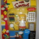 SIMPSONS INTERACTIVE MARTIN PRINCE Action Figure