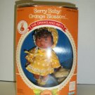 STRAWBERRY SHORTCAKE VINTAGE BERRY BABY ORANGE BLOSSOM Doll
