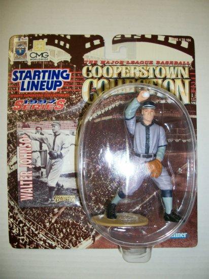 STARTING LINEUP 1997 COOPERSTOWN WALTER JOHNSON Figure