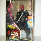 STAR WARS 12 INCH ELECTRONIC DARTH MAUL Action Figure