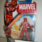 MARVEL UNIVERSE SUNFIRE (series 2) Action Figure