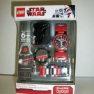 STAR WARS LEGO DARTH MAUL WATCH