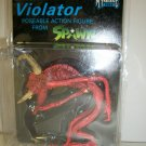 MCFARLANE SPAWN LIMITED ED VIOLATOR Action Figure