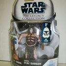 STAR WARS 2008 YARNA D'AL'GARGAN Action Figure