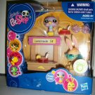 "LITTLEST PET SHOP 2009 ""LEMONADE""  PETS Set"
