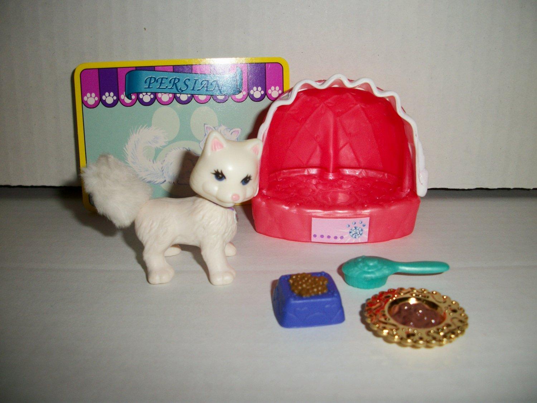VINTAGE LITTLEST PET SHOP 1994 PLAYFUL PERSIAN Set