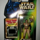 STAR WARS 1997 LANDO SKIFF GUARD (FF) Action Figure