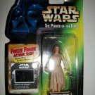 STAR WARS 1997 ENDOR LEIA (FF) Action Figure