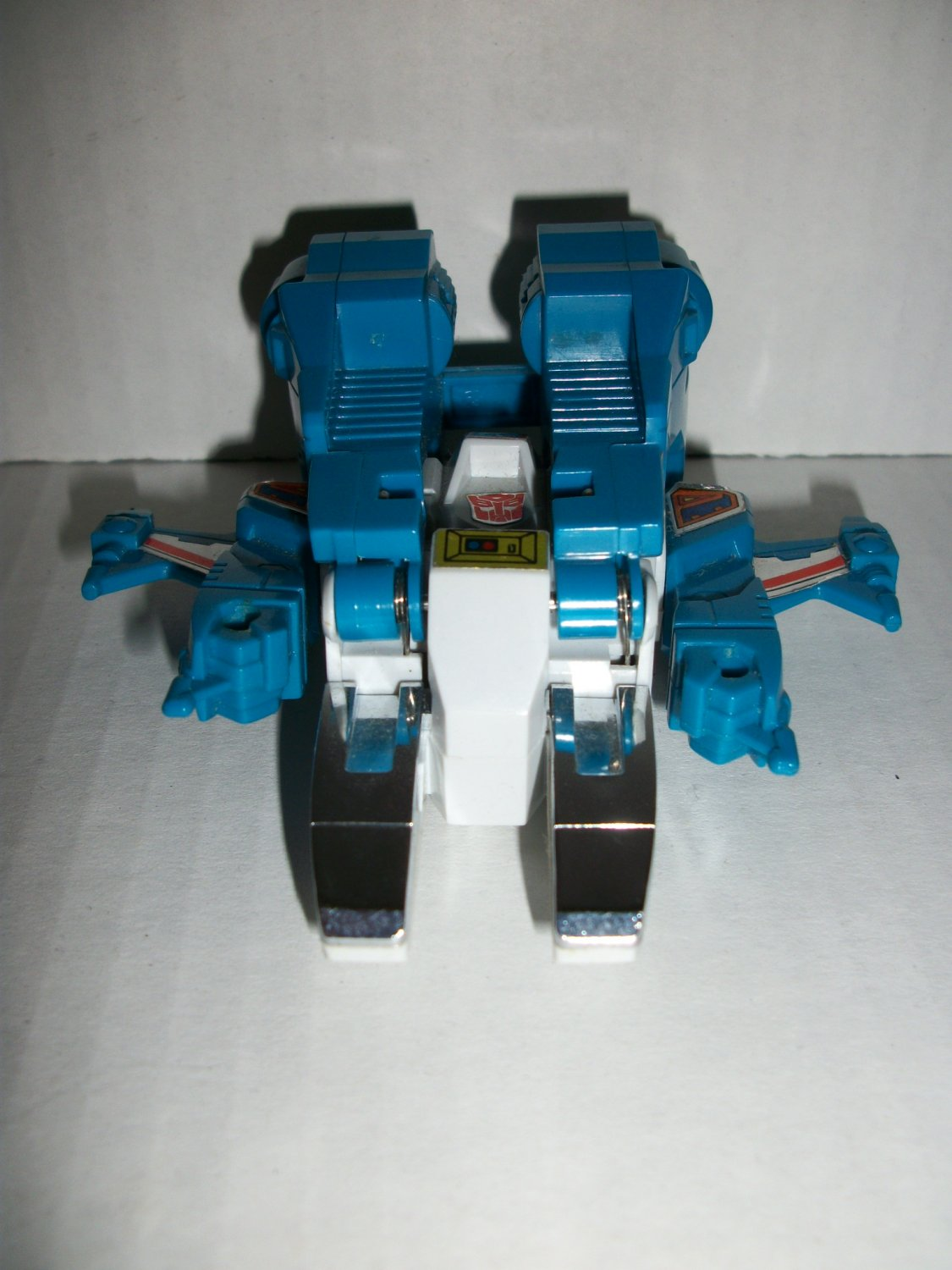 "TRANSFORMERS G1 ""TOPSPIN"" Figure"