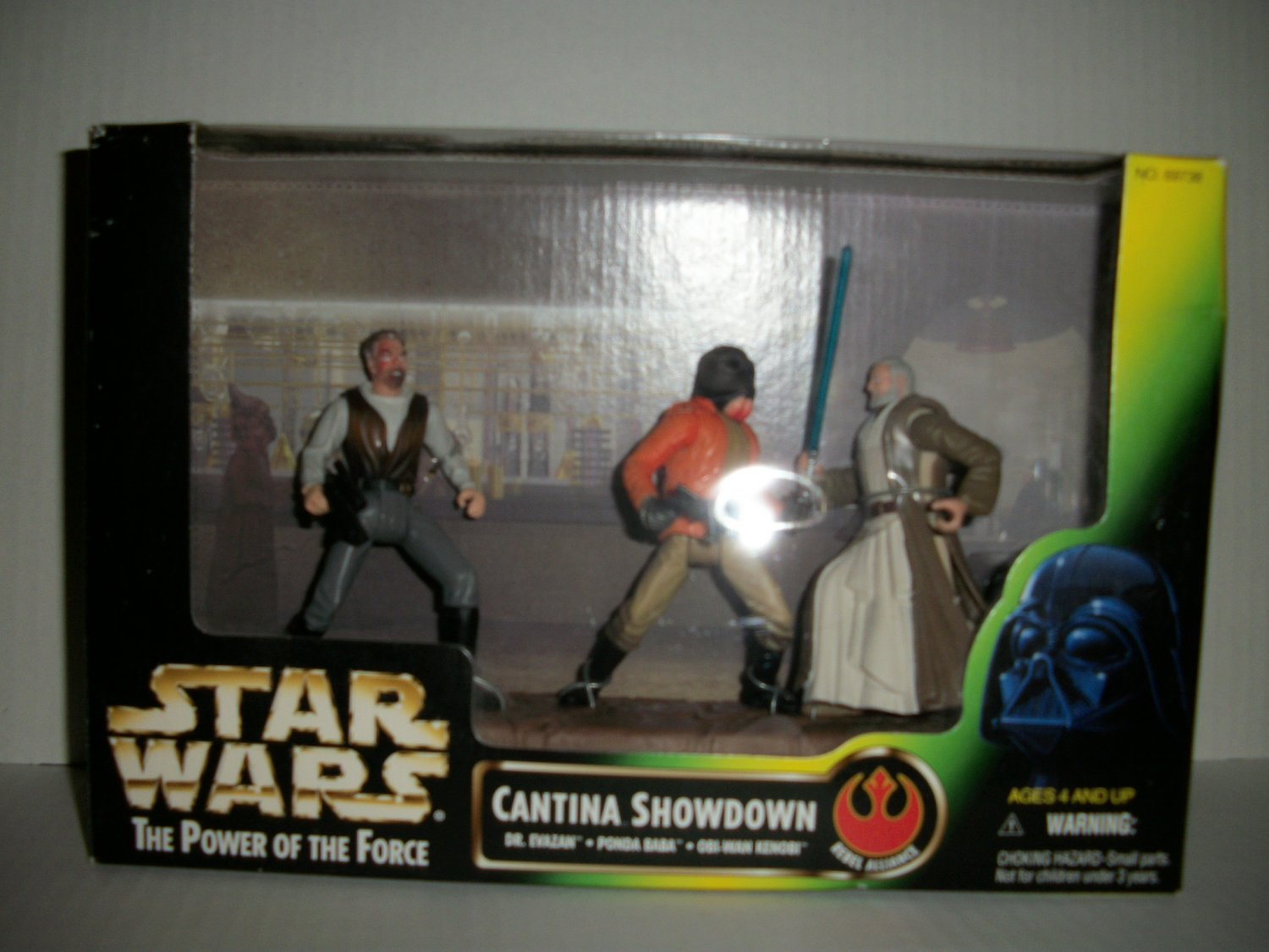 STAR WARS PoF2 CANTINA SHOWDOWN Set