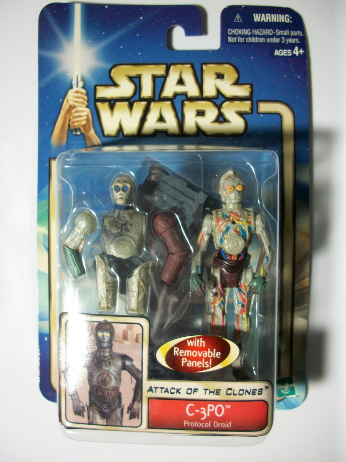 STAR WARS AOTC C-3PO  Action Figure
