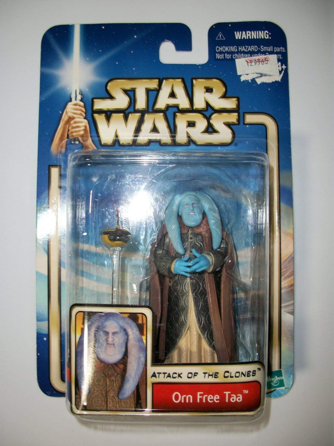 STAR WARS AOTC ORN FREE TAA Action Figure