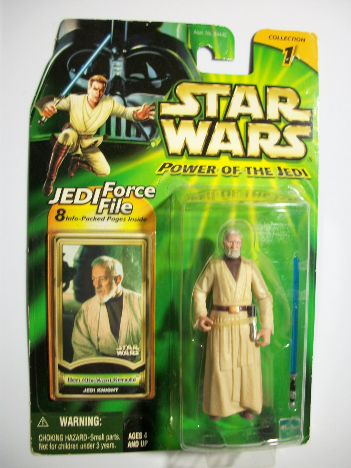 STAR WARS POTJ BEN KENOBI Action Figure