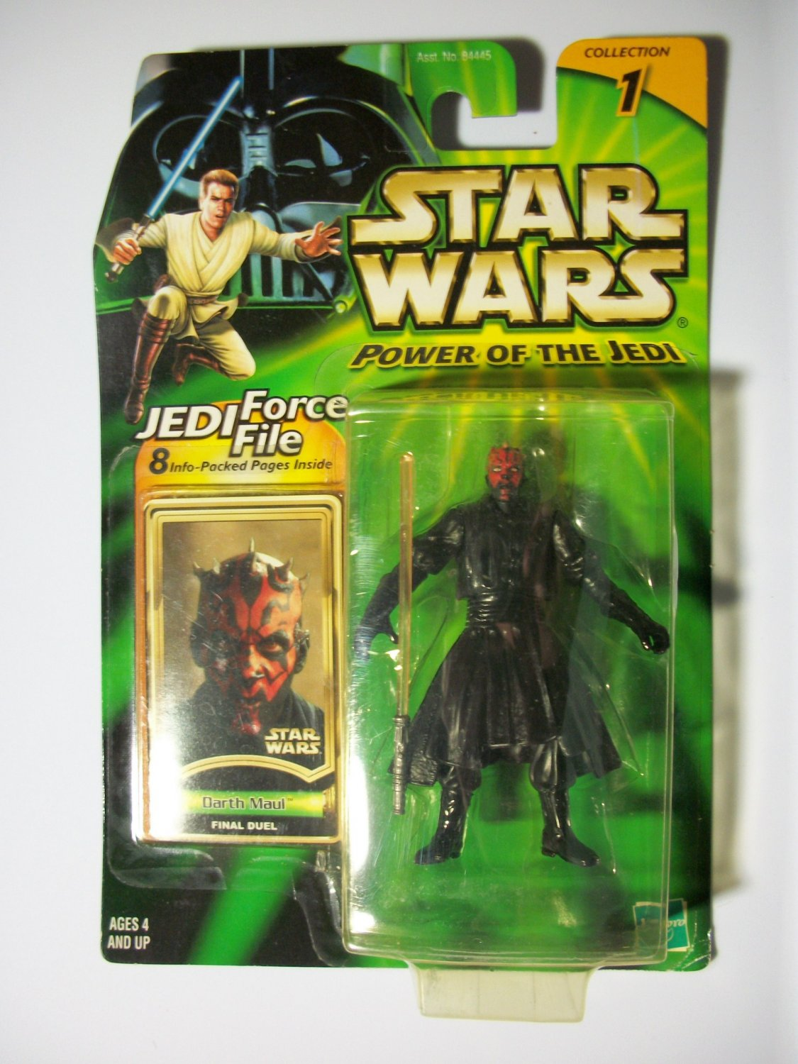STAR WARS POTJ DARTH MAUL Action Figure