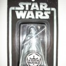 STAR WARS TOYS R US SILVER DARTH VADER Action Figure