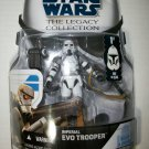 STAR WARS 2008 1st DAY EVO TROOPER Action Figure