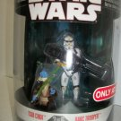 STAR WARS ORDER 66 TSUI CHOI & BARC TROOPER Action Figures