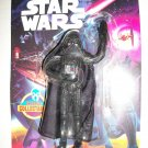 STAR WARS BEND-EMS DARTH VADER Figure