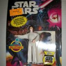 STAR WARS BEND-EMS PRINCESS LEIA w/ card Figure