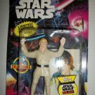 STAR WARS BEND-EMS LUKE SKYWALKER w/ card Figure