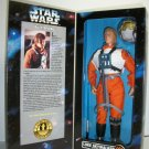 STAR WARS 12 INCH LUKE SKYWALKER X-WING GEAR Action Figure