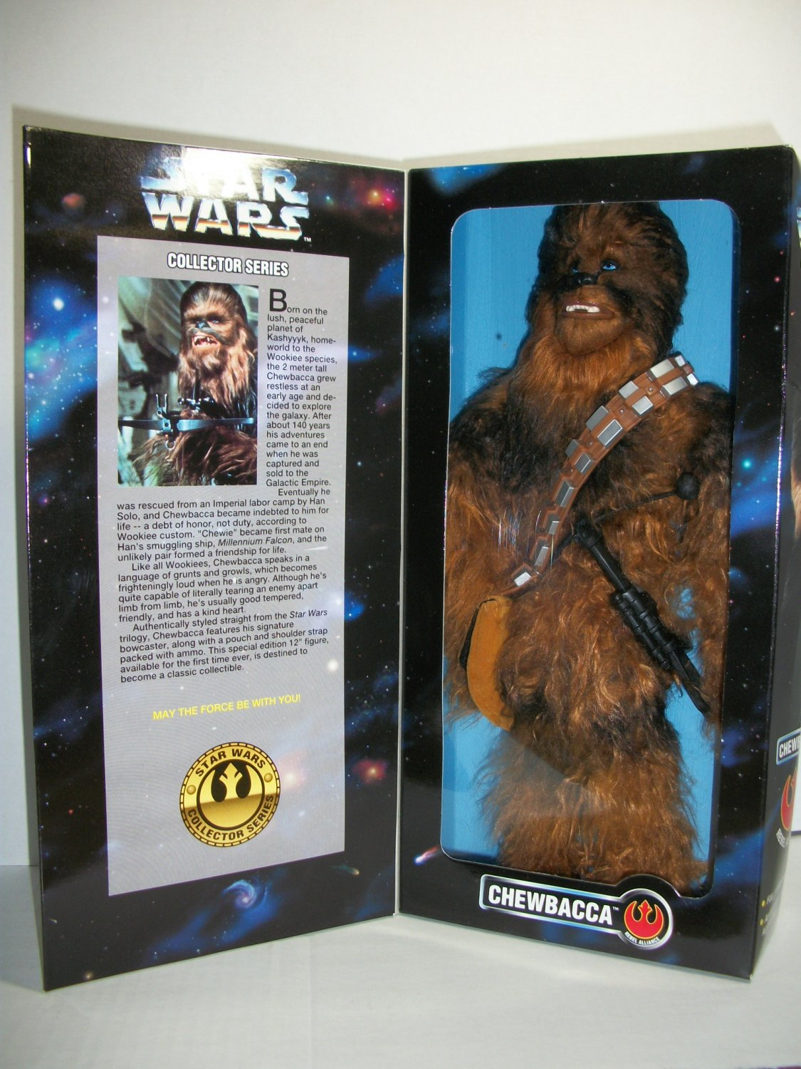 Star Wars 12 Inch Chewbacca Action Figure