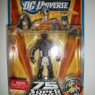 DC UNIVERSE MR. TERRIFIC  Action Figure