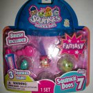SQUINKIES SQUINKIE DOOS FANTASY Set