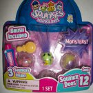 SQUINKIES SQUINKIE DOOS MONSTER Set