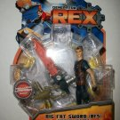 GENERATOR REX BIG FAT SWORD TACTICAL SUIT Action Figure