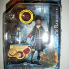 PIRATES OF THE CARIBBEAN BARBOSSA Action Figure
