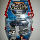 HOT WHEELS BATTLE FORCE 5 REVERB Vehicle