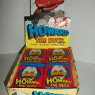 HOWARD THE DUCK 1986 Trading Card Pack
