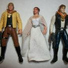 "STAR WARS ""YAVIN CELEBRATION"" Action Figure Lot of 3"